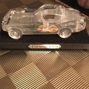 Cool 63' Corvette Crystal